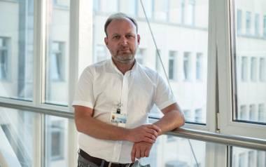 - W trackie następnej fali do szpitala będą trafiać prawie tylko osoby niezaszczepione - twierdzi dr Ozorowski.