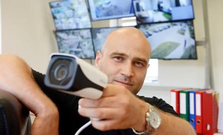 Trwają rozmowy z miastem, policją na temat monitoringu w Zielonej Górze