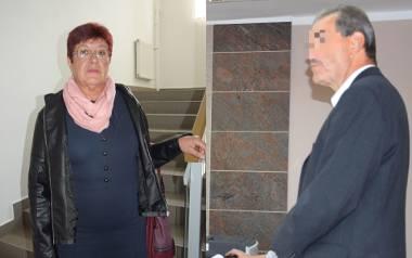 Lucyna Kostrzewska uważa, że lekarz nie zadbał o jej męża tak, jak powinien. - Potraktował go jak psa - płacze kobieta. Andrzej B. nie ma sobie nic do