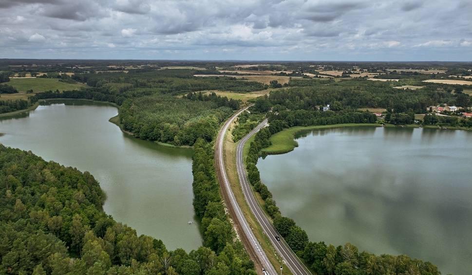 Film do artykułu: Kończy się remont linii kolejowej ze Szczecinka do Runowa [ZDJĘCIA, WIDEO]