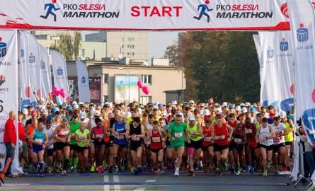 Uczestnicy PKO Silesia Marathon wystartują z Katowic i przebiegną cztery śląskie miasta
