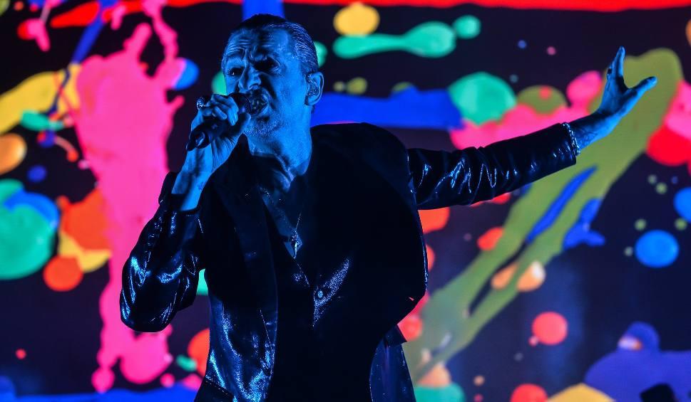 """Film do artykułu: Depeche Mode w Ergo Arenie 11.02.2018. Muzycy zawładnęli Trójmiastem. """"Gdańsk, you are the best""""! [zdjęcia]"""