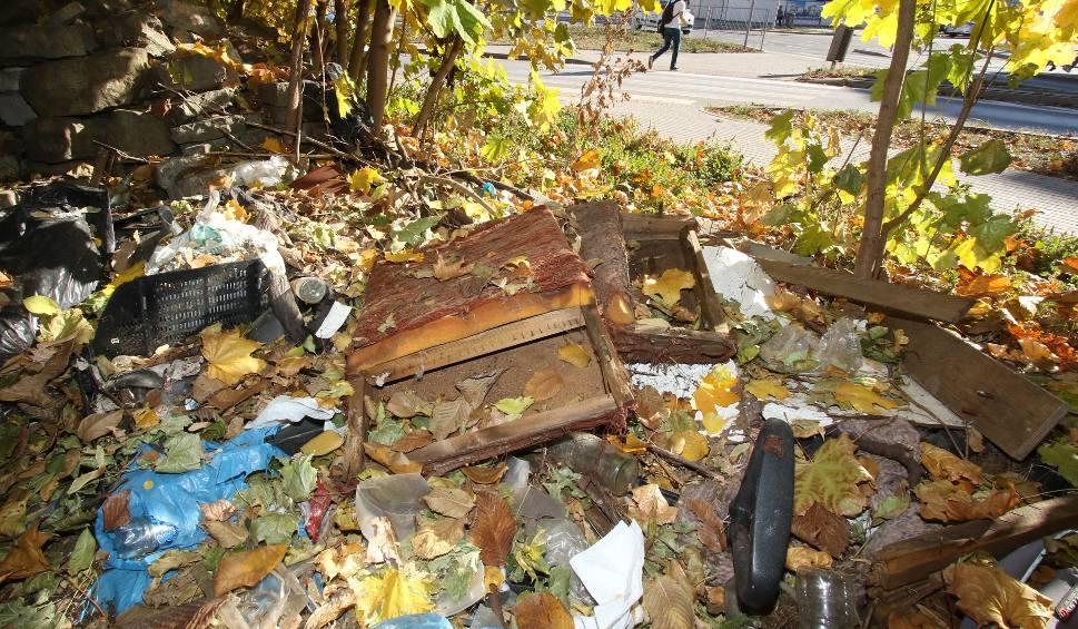 Film do artykułu: Miejsca w centrum Kielc skazane na brud? Mieszkańcy narzekają, urzędnicy rozkładają ręce