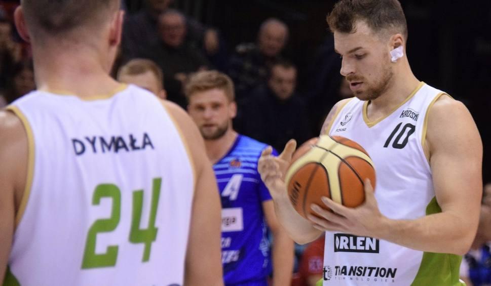 Film do artykułu: 1 liga koszykarzy. Alan Czujkowski i Kacper Walciszewski nadal będą zawodnikami Miasta Szkła Krosno