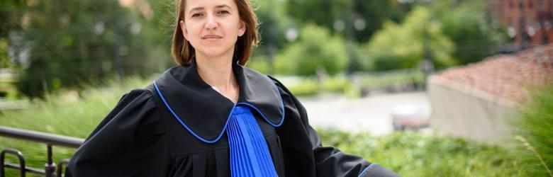 Radca prawny Magdalena Pledziewicz z Torunia.