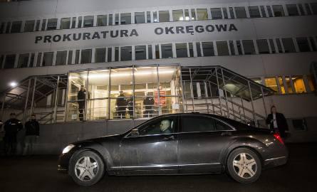 Czarna skrzynka nadal w rządowej limuzynie