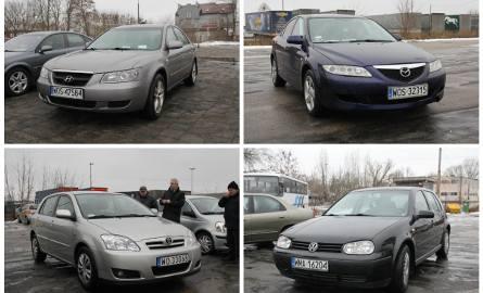 Giełda samochodowa w Ostrołęce [CENY, ZDJĘCIA]