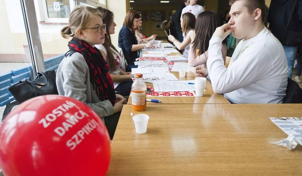 Film do artykułu: Ponad 100 nowych dawców szpiku w Koszalinie [wideo]