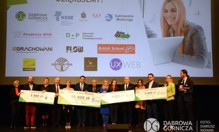 Finałowa gala konkursu - Model biznesowy dla Dąbrowy