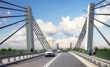 Nowy most na Warcie w Kostrzynie ma powstać w miejscu teraz istniejącej przeprawy.
