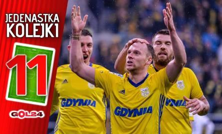 Jedenastka 13. kolejki Lotto Ekstraklasy według GOL24 [GALERIA]