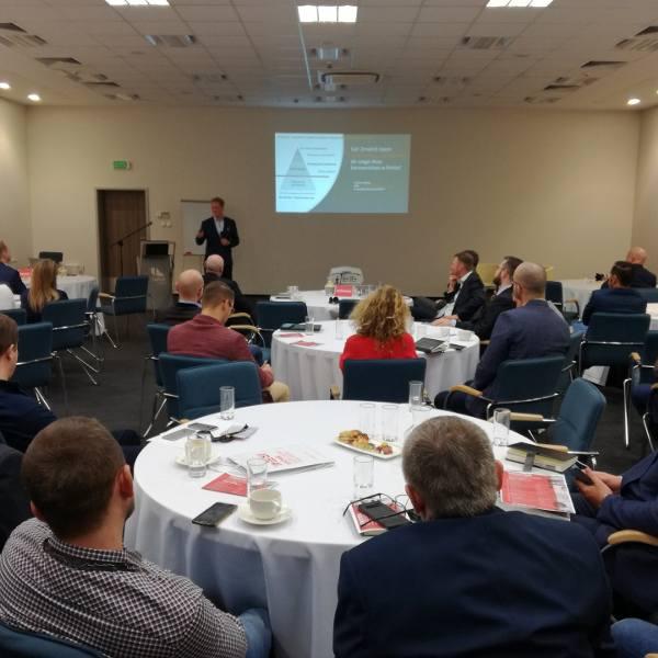 """O dobrych praktykach biznesowych można było usłyszeć podczas konferencji """"YOKOTEN"""" w Targach Lublin"""