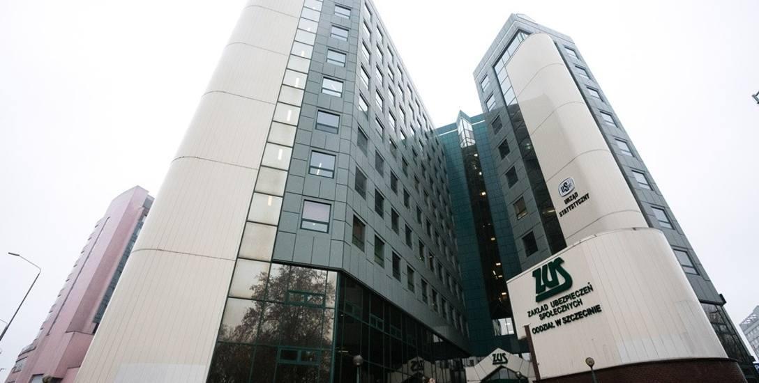 ZUS chce sprzedać swoją siedzibę w centrum Szczecina. Dlaczego?
