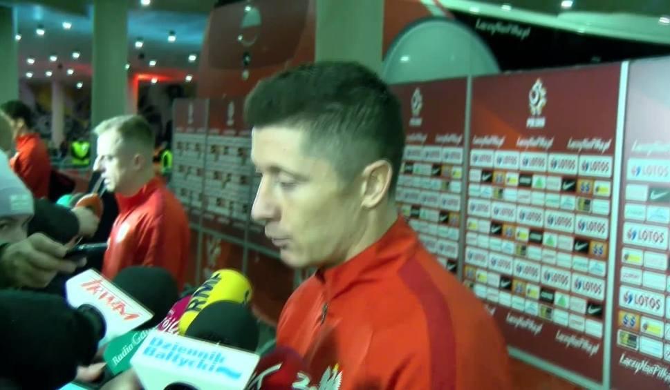 Film do artykułu: Robert Lewandowski: Mamy mało czasu, ale musimy być cierpliwi