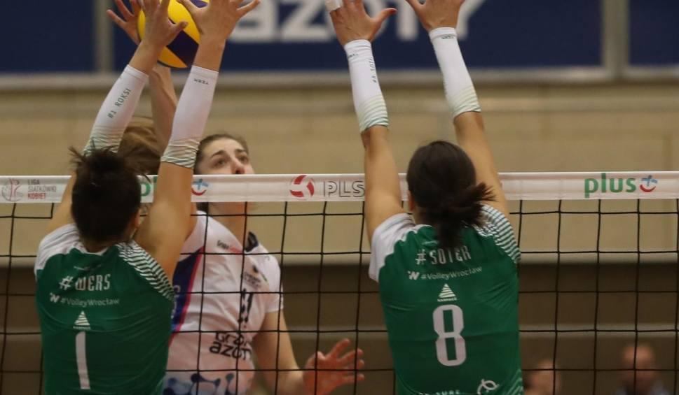 Film do artykułu: Volley Wrocław odwrócił losy spotkania i przerwał złą passę!