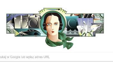 Tamara Łempicka 16.05.2018 na GOOGLE DOODLE. Kim jest? I dlaczego została bohaterką Google Doodle?