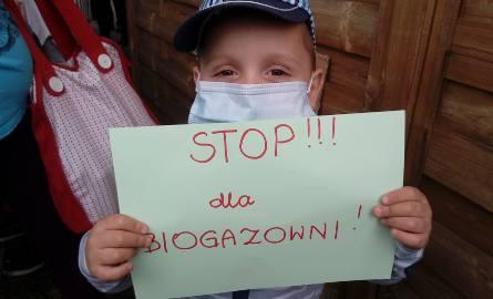 Różanki, we wtorek 21 maja mieszkańcy blokują drogę krajową, ponieważ nie chcą budowy biogazowni