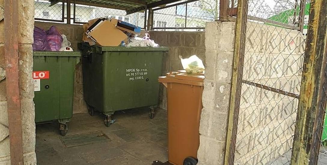 Pilotażowo, brązowe pojemniki na odpady biodegradowlane pojawiły się najpierw na osiedlu Pyrzyckim. Od stycznia 2020 roku muszą być  przy każdej posesji,