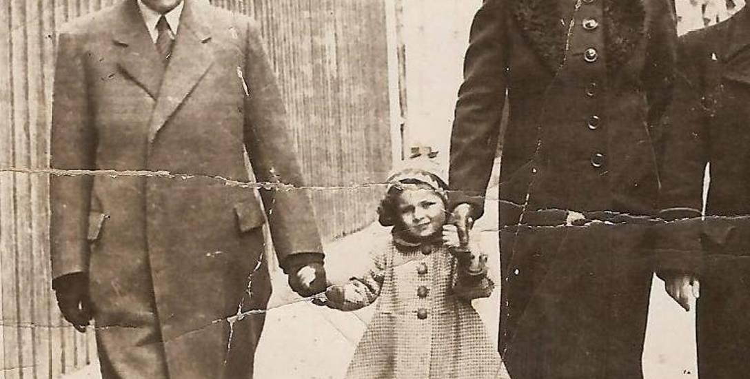 Małą Hanię Gross przed zagładą uratowała rodzina z Przeciszowa