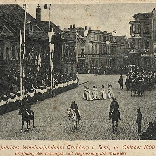 Korowód otwierali trzej heroldowie i dwanaście panien ubranych w narodowe i regionalne barwy
