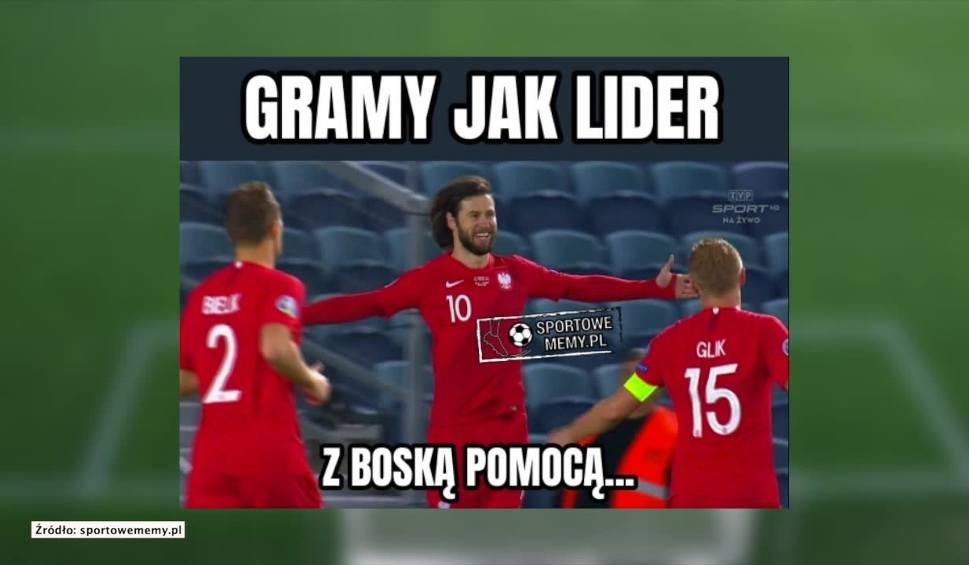 Film do artykułu: Izrael - Polska - 1:2: najlepsze MEMY PO MECZU. Zobacz jak internet zareagował na kolejne zwycięstwo reprezentacji Polski