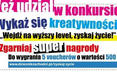 Weź udział w konkursie i wygraj voucher do sklepu z elektroniką o wartości 500 zł!