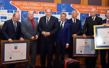 Mistrzostwa Europy 2017. Gdańsk, czyli miasto siatkówki