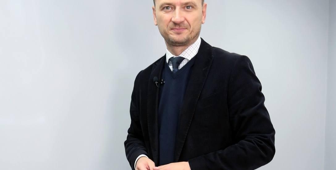 Sławomir Nitras chce zostać prezydentem Szczecina