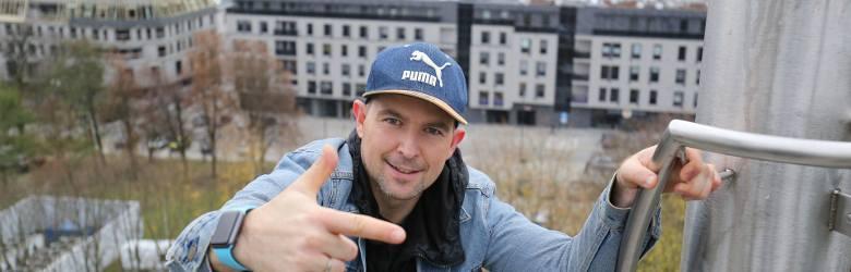"""Maciej """"Gleba"""" Florek już po raz kolejny weźmie udział w PKO Biegu Charytatywnym."""