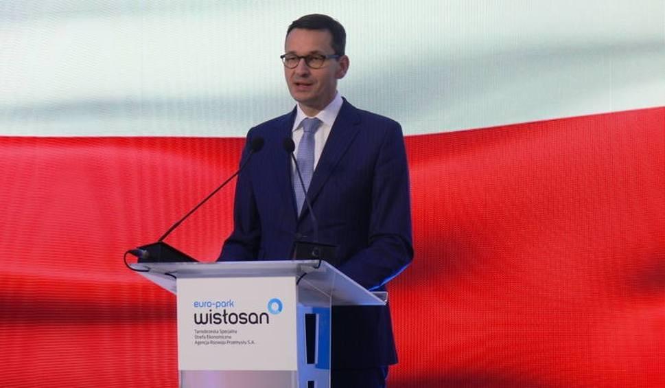 Film do artykułu: Premier Mateusz Morawiecki przyjedzie do Sandomierza. Na Rynku odbędzie się ogólnopolska konwencja PiS