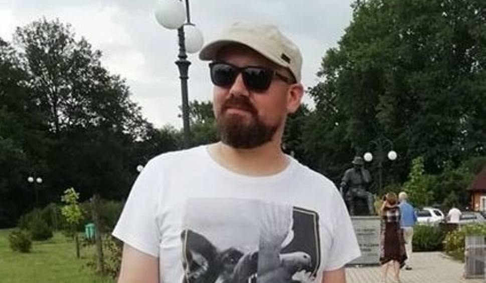 Film do artykułu: Wielka akcja pomocy dla Łukasza Książka z Ostrowca! Muzyk i fotografik walczy z glejakiem mózgu