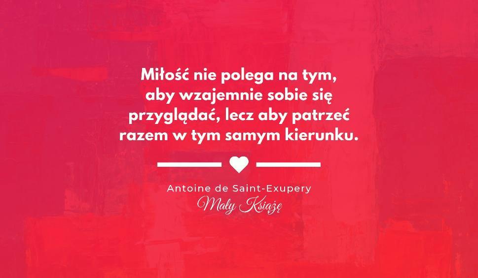życzenia Walentynkowe: Najpiękniejsze Cytaty O Miłości Z Książek. Idealne Jako