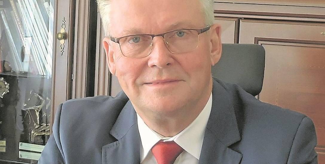 Polska  rozwija się i pięknieje, za 20 lat powiat będzie więc taki, jak Polska - mówi starosta Zbigniew Kamiński