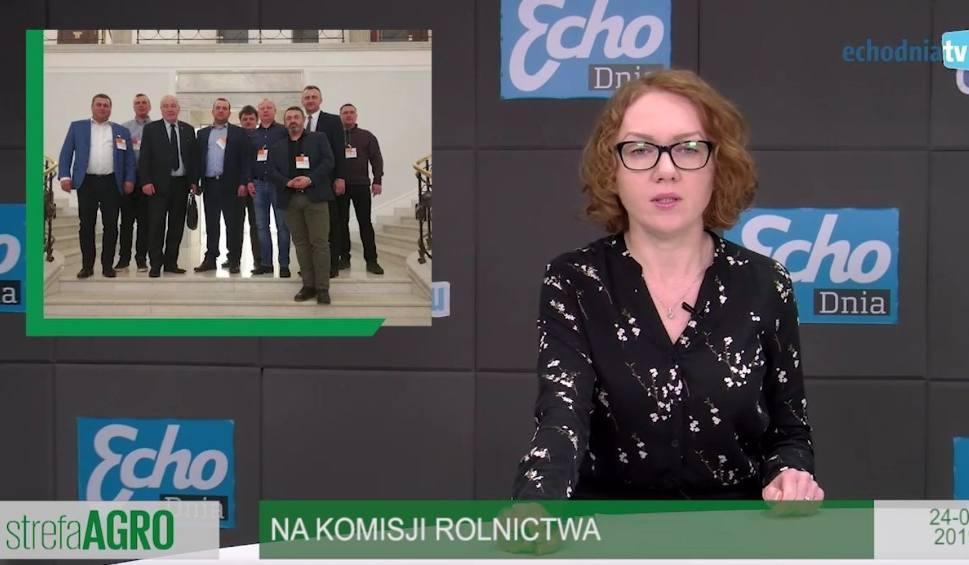 Film do artykułu: Strefa Agro. Sadownicy w Sejmie, skup do CBA. Pierwsze hity Agrotechu