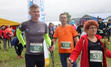 Oborniki: Korona Wielkopolski, czyli zawody nordic walking na lądowisku w Słonawach [ZDJĘCIA]
