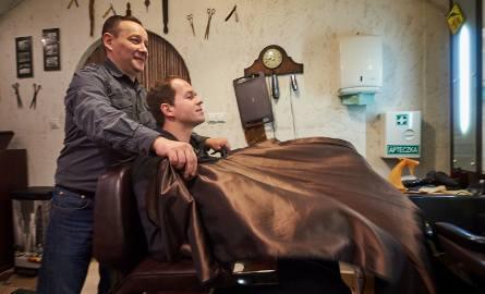 barber shop lublin