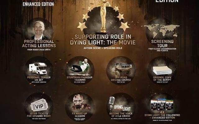 Dying Light: The Following. Edycja kolekcjonerska za 10 milionów dolarów