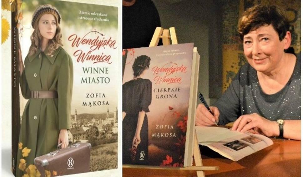 """Film do artykułu: Wielbiciele cyklu powieści """"Wendyjska winnica"""" autorstwa Zofii Mąkosy, jesteście gotowi na drugi tom – """"Winne miasto""""? Premiera tuż-tuż…"""