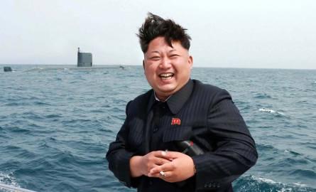 """Kim Dzong Un reaguje na słowa Trumpa o zniszczeniu KRLD. """"Przerażony pies szczeka głośniej"""""""