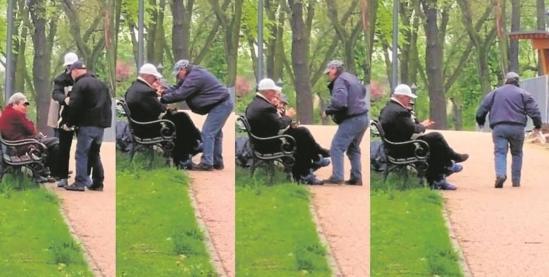 To co się dzieje w parku pani Anna opisała na naszym portalu www.stargard.naszemiasto.pl
