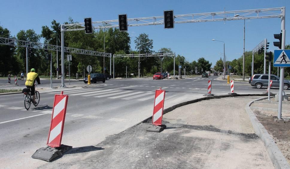 Film do artykułu: Radom. Ulica Wernera będzie zamknięta od poniedziałku do środy. Prowadzone są tam roboty drogowe