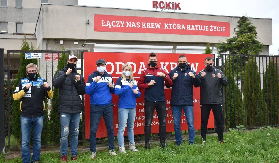 Film do artykułu: Stal, AZS AJP i Warta w walce z koronawirusem - gorzowskie kluby sportowe proszą ozdrowieńców o osocze