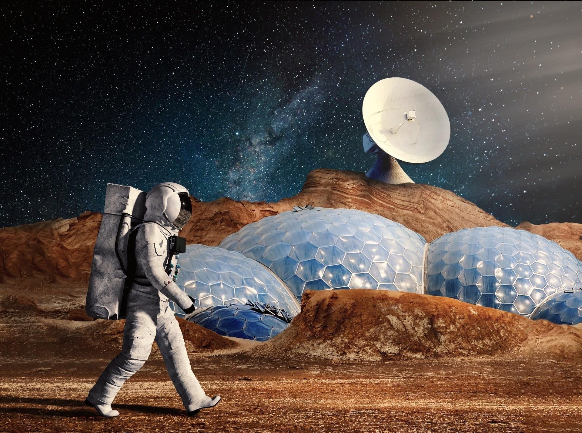 Podobnie jak Goddard, spotykał się z kpinami otoczenia, gdy mówił o podróży kosmicznej.