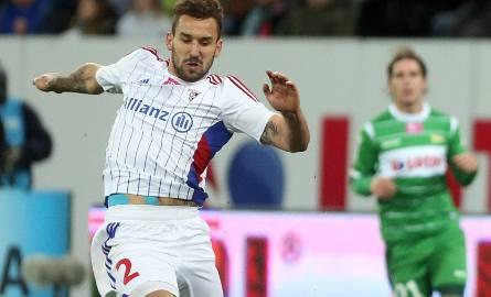 Błażej Augustyn (w barwach Górnika Zabrze) trafi do Lecha,  jeśli sprzedany zostanie Tamas Kadar.