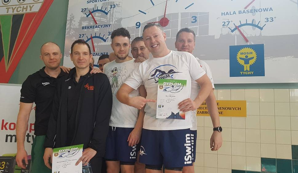 Film do artykułu: Białostoccy pływacy zdominowali zawody Pucharu Polski Masters w Tychach [ZDJĘCIA, WIDEO]