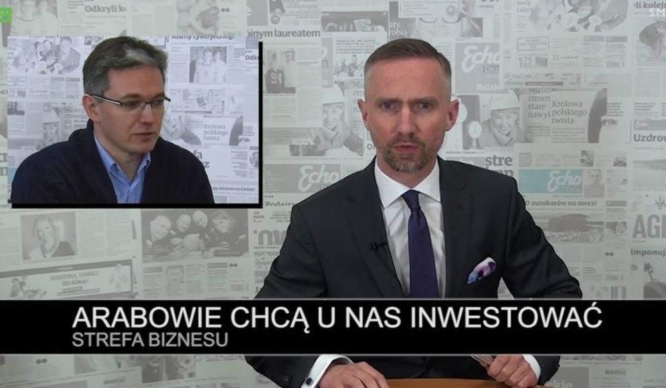 Film do artykułu: Strefa Biznesu. Będą u nas inwestycje Arabów?