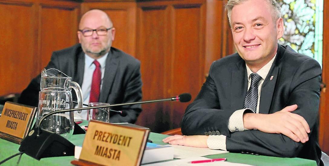 Radni krytykowali prezydentów za próbę rezygnacji z budowy ulicy Legionów Polskich