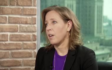 Susan Wojcicki - jedna z najbardziej wpływowych kobiet na świecie
