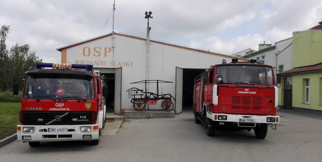 Ochotnicza Straż Pożarna w Jordanowie Śląskim