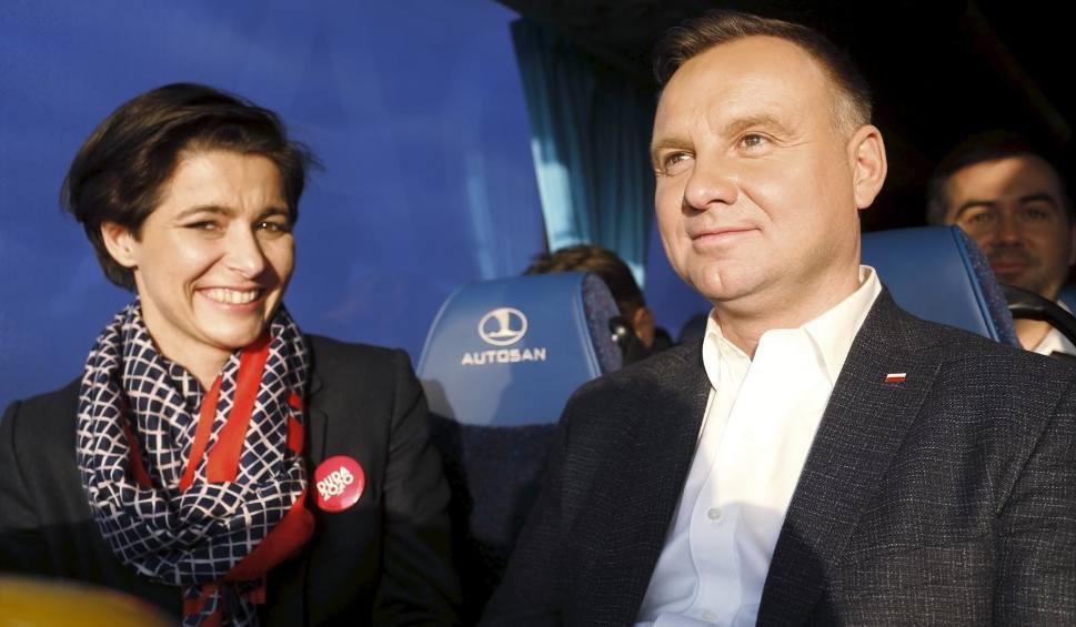 Film do artykułu: Wybory prezydenckie 2002: Jolanta Turczynowicz-Kieryłło przyćmiła Andrzeja Dudę. Zaskakujący sondaż United Survey
